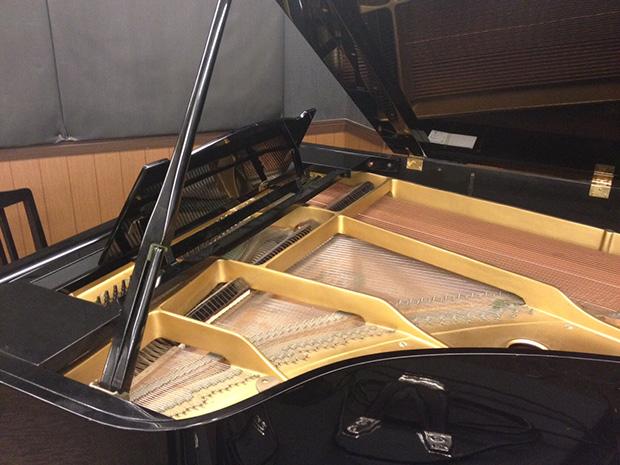 新御徒町スタジオピアノハンマー交換しました